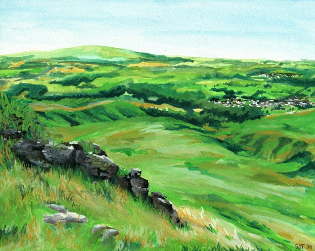 scotland landscape #4