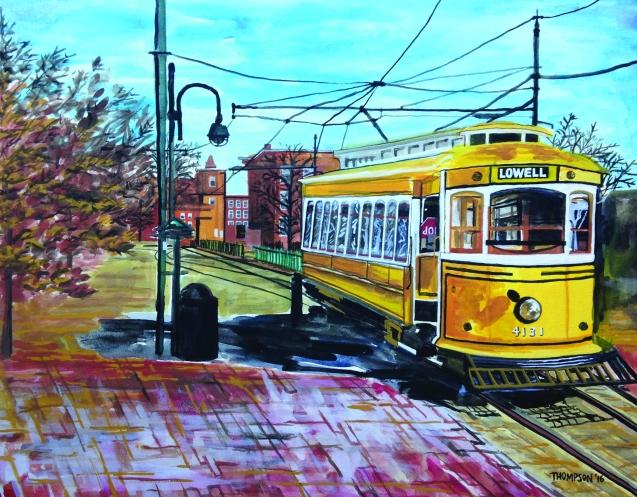 Trolley Ride