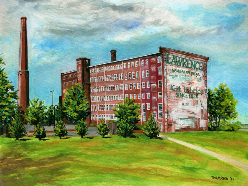 Lawrence Manufacturing Co.